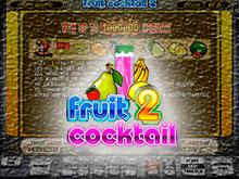 Азартная игра Fruit Cocktail 2